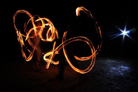 flame-dancers