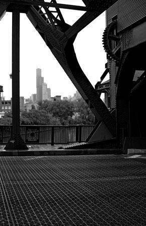 geared-chicago-b&w